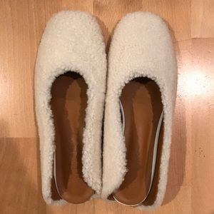 Shoes - Shearling mules